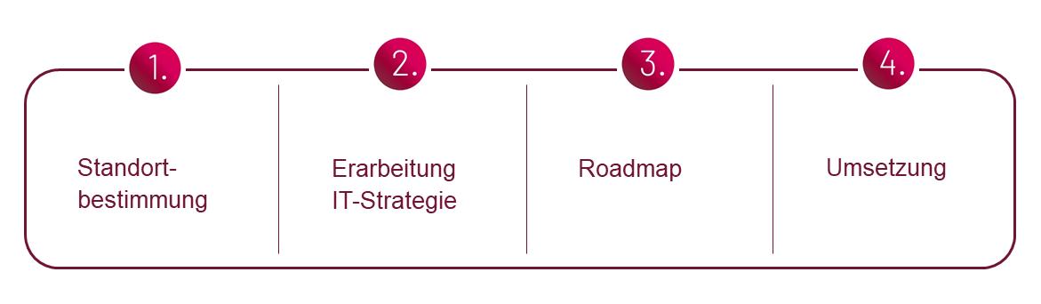 Vorgehen IT-Strategie
