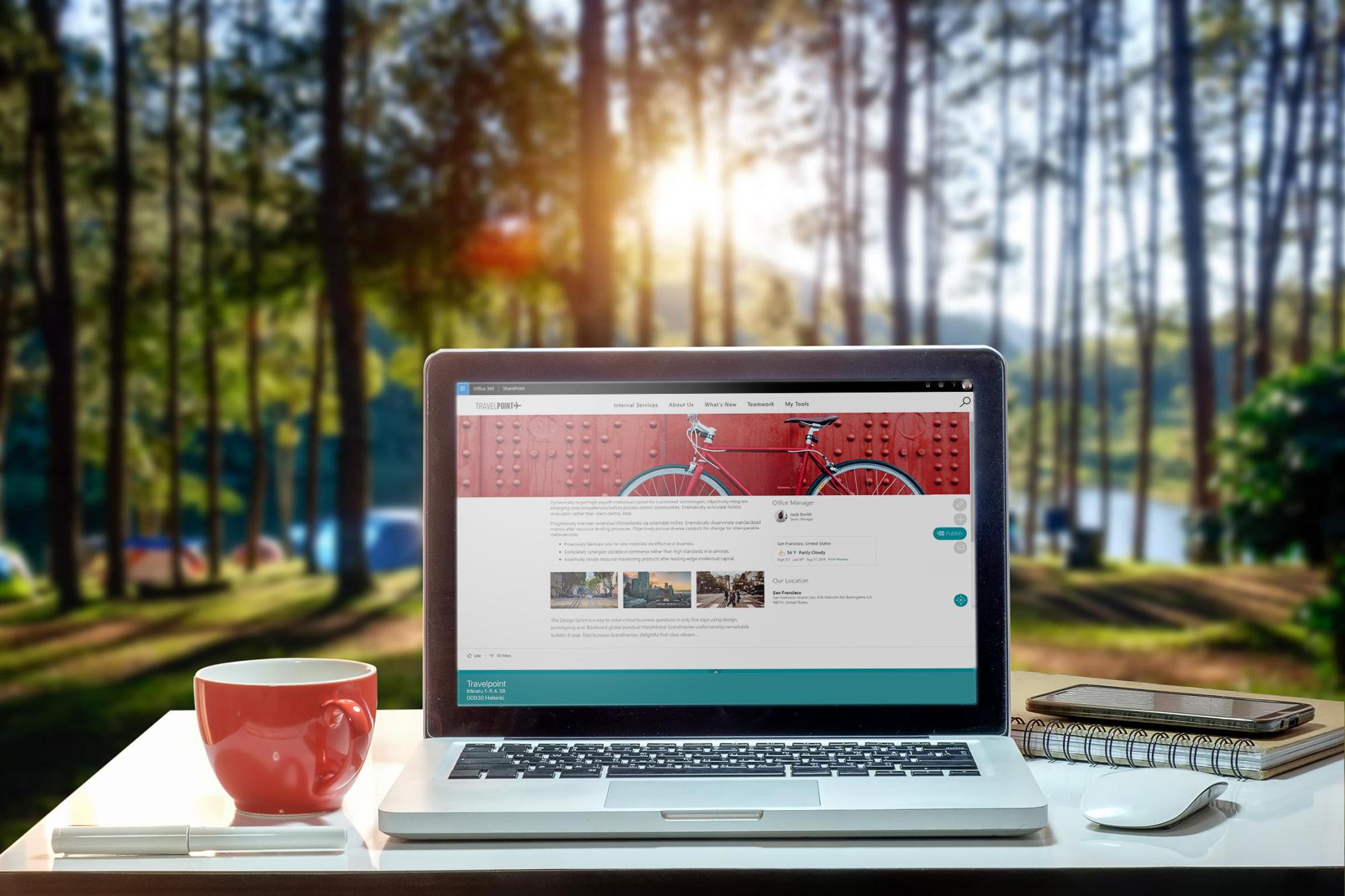 Webinar: Der Schritt in die hybride Arbeitswelt