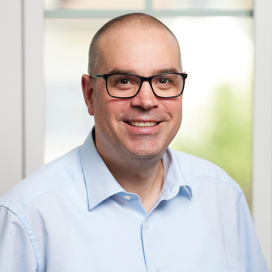 Andreas Naef - Senior Consultant Managing Partner